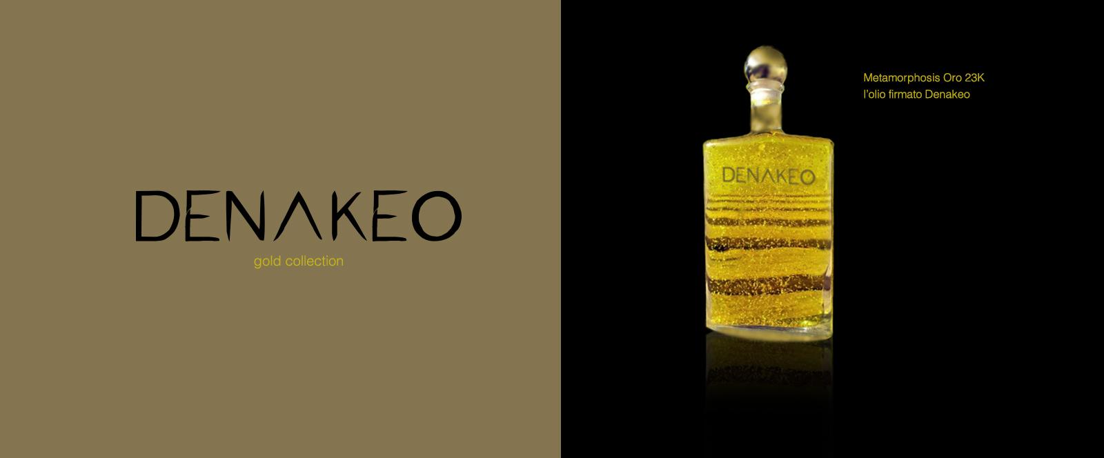 Denakeo gold olive oil